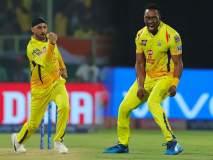 IPL 2019 : मुंबई इंडियन्स सज्ज रहा, आम्ही येतोय; भज्जी-ब्राव्होचं आव्हान