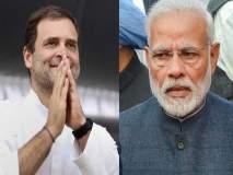 मोदीजी, राजीव गांधींसोबत राफेलवरही बोला; राहुल गांधींचा पलटवार