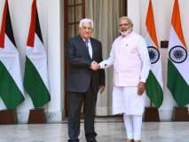 पंतप्रधानांच्या दौऱ्यामुळे भारत- पॅलेस्टाइन संबंध वृद्धिंगत होतील का ?