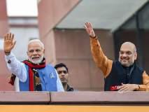 मोदी, शहांचे बुजगावणे, कर्नाटकातील शेतकऱ्यांच्या थेट शेतातच उभारले पंतप्रधान
