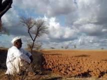 मान्सूनचा विलंब..शेतकऱ्यांची धडकी भरविणारा...!
