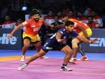 Pro Kabaddi League 2018 : हरयाणा स्टीलर्सने विजयाचे खाते उघडले, गुजरातची पाटी कोरीच