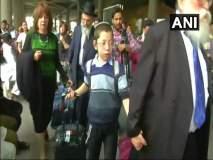 26/11 च्या दहशतवादी हल्ल्यातून वाचलेला मोशे होल्ट्जबर्ग तब्बल दहा वर्षांनी परतला मुंबईत
