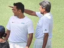 महेंद्रसिंग धोनीसोबत कपिल देव पुन्हा एकदा उतरले क्रिकेटच्या मैदानावर