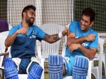 India vs Australia : भारतीय संघाशी सर्वात एकनिष्ठ धोनीच आहे, सांगतोय विराट कोहली