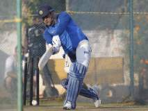 India vs Australia 1st T20 : 'कॅप्टन कूल' धोनीच्या बचावासाठी ग्लेन मॅक्सवेलची बॅटिंग