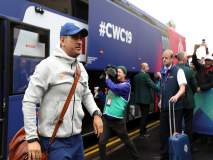 ICC World Cup 2019 : आयसीसीच्या 'त्या' व्हिडीओनं महेंद्रसिंग धोनीच्या निवृत्तीच्या चर्चांना पुन्हा उधाण
