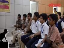 Happy Children's Day : 'लोकमत'नं विद्यार्थ्यांना दिली पत्रकार होण्याची संधी