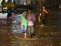 मुंबईसह राज्यात कोसळताहेत जल'धारा'