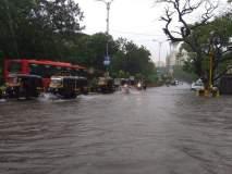Mumbai Rain Updates Live: पावसाची दमदार बॅटिंग; पश्चिम, मध्य रेल्वेची सेवा विस्कळीत