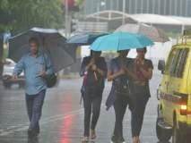 Mumbai Rain: भाजपाच्या प्रवक्त्यांना पावसाचा फटका, बूट हातात घेऊन करावी लागली पायपीट