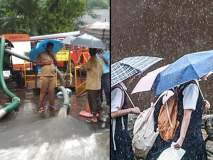 Mumbai Rains : मुसळधार पावसामुळे मुंबईतील शाळा-महाविद्यालयांना सुट्टी जाहीर, शिक्षणमंत्र्यांची घोषणा