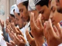 हदगावच्या मुस्लिम बांधवांनी केले अनोळखी इसमावर अंत्यसंस्कार