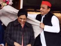 एकमेकां सहाय्य करू... अखिलेश म्हणतात आमच ठरलंय, मी CM अन् मायावती PM