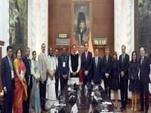 पेरू आणि भारत यांच्या राजनयीक संबंधांना 55 वर्षे पूर्ण, उपराष्ट्रपतींचा तीन देशांचा दौरा