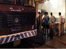नांदेडात वजिराबाद येथील बुक स्टॉल आगीच्या भक्ष्यस्थानी