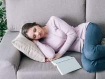 दुपारच्या झोपेमुळे ह्रदय विकाराचा धोका कमी!