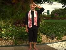 Fitness Challenge : पंतप्रधान नरेंद्र मोदींचा फिटनेस मंत्रा