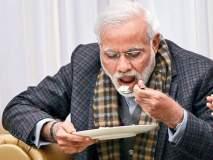 Happy Birthday Narendra Modi : 'या' पाच पदार्थांचे मोदी आहेत दिवाने