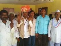 Maharashtra Election Voting Live :'आधी मतदान, नंतर लग्न'