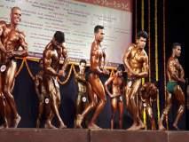 नवी मुंबई महापौर श्री राज्यस्तरीय आणि महानगरपालिका क्षेत्र श्री शरीरसौष्ठव स्पर्धा