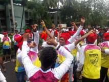 नवी मुंबईत नारळी पौर्णिमा उत्साहात साजरी