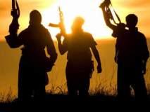 झारखंडमध्ये नक्षलवाद्यांच्या हल्ल्यात 6 जवान शहीद, 10 जखमी