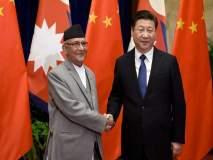 नेपाळचे पंतप्रधान चालले चीनच्या दौऱ्यावर