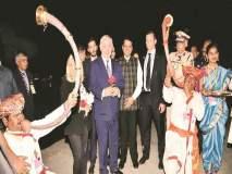 इस्त्रायलचे पंतप्रधान बेंजामिन नेतान्याहू यांचा आज मुंबई दौरा