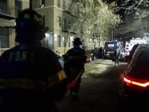न्यू यॉर्कमधील इमारतीत लागलेल्या आगीमध्ये 12 जणांचा मृत्यू