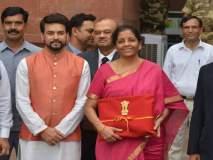 Union Budget 2019: ...तरीही निर्मला सीतारामन पायचित झाल्या!