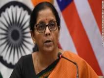 हवाई उत्पादनवाढीसाठी भारतात मोठ्या संधी उपलब्ध : संरक्षणमंत्री निर्मला सीतारामन