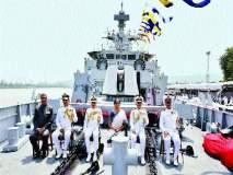 दुष्मनाची पाणबुडी उडवू शकणारी 'किल्तान' युद्धनौका नौदलात दाखल