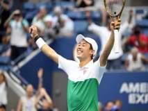 यूएस ओपनमध्ये निशिकोरी, ओसाका उपांत्य फेरीत; पहिल्यांदाच ग्रँडस्लॅममध्ये दोन जपानी खेळाडू अव्वल चारमध्ये
