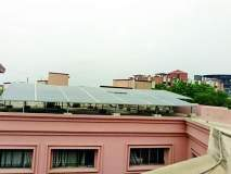 सौर ऊर्जेतून नासुप्रची २४ लाखांची बचत