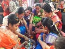 नवी मुंबईत रामनवमीचा उत्साह