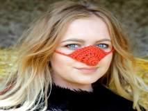 आता टोपी-मफरल विसरा, हिवाळ्यात नाक गरम ठेवण्यासाठी आली नवी फॅशन!