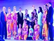 आंतरराष्ट्रीय नृत्य महोत्सवात नवी मुंबईतील चमूचे सुयश