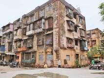नवी मुंबईत शेकडो इमारतींचे भवितव्य धोक्यात