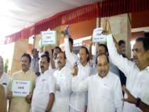 Milk supply in Mumbai : दूध दरवाढीच्या मुद्यावर विरोधकांचेघंटा आंदोलन