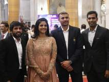 बजरंग पुनिया, शरथ कमल, अजय ठाकूर 'पद्मश्री' पुरस्काराने सन्मानित