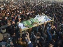 पाकिस्तानात सात वर्षीय चिमुरडीवर बलात्कार करून निर्घृण हत्या; निषेधार्थ रस्त्यावर उतरली जनता, दोघांचा मृत्यू