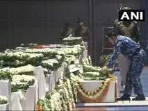 Kashmir Terror Attack Live Updates: राहुल गांधी, नरेंद्र मोदी आणि संरक्षणमंत्री निर्मला सीतारामन यांनी शहिदांना वाहिली श्रद्धांजली