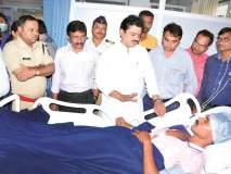 शेवगाव तालुक्यातील शेतक-यांवरील गोळीबारासंदर्भात चौकशी अहवालानंतर कारवाई : राम शिंदे