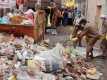 आषाढी वारीनंतरची पंढरी; दोन दिवसांत २१० टन कचरा उचलला