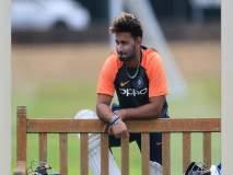 India vs England 3rd Test: पंतचा 'पंच'; जिथे पार्थिवनं केलं पदार्पण, तिथेच ऋषभचं पहिलं कसोटी यष्टिरक्षण