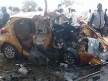 ट्रॅक्टर व कारच्या धडकेत दोन जण ठार : पातोंडा गावाजवळ घडला अपघात