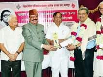 प्रामाणिक पत्रकारांना मिळते समाजाचे संरक्षण : एस.एन. विनोद