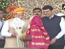 PM Modi in Shirdi: ...अन् मोदींना आठवला नंदुरबारचा खास चहा!