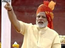 काश्मीर समस्येवर मोदी म्हणाले, 'गाली से ना गोली से, परिवर्तन होगा कश्मिरी को गले लगाने से'